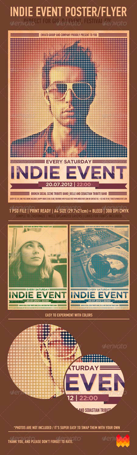 GraphicRiver_Indie_Event_Flyer_Poster
